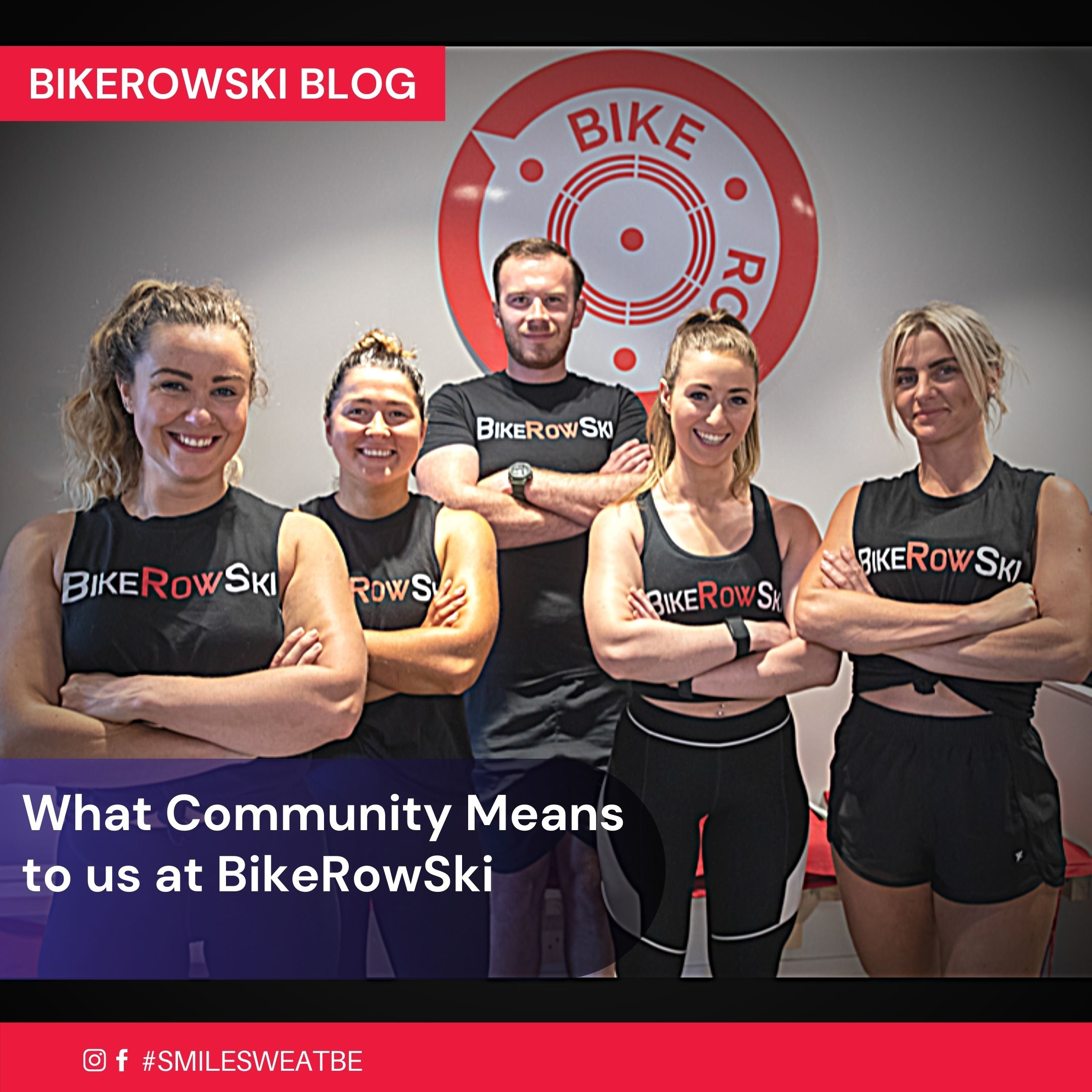 Community At BikeRowSki