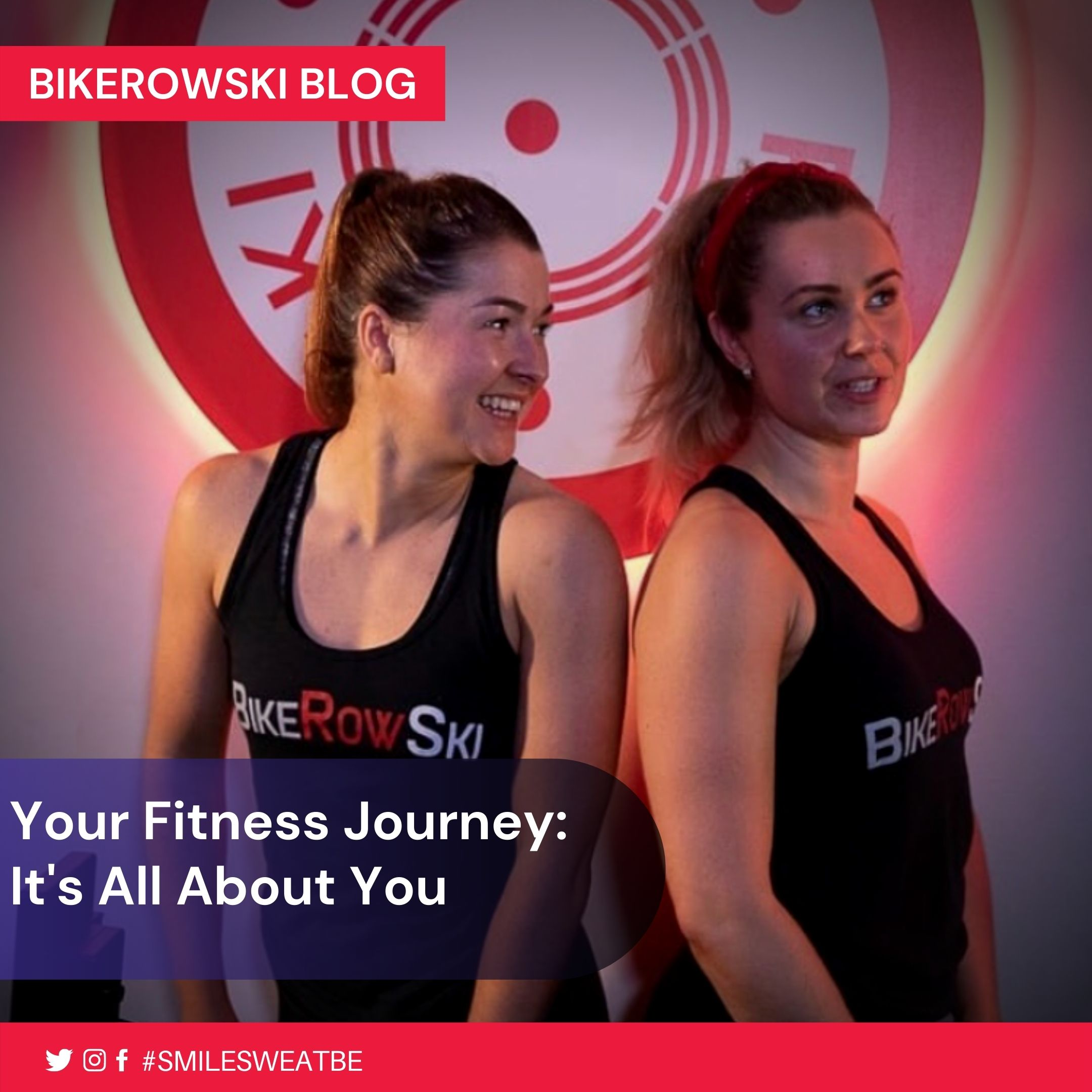 Your Fitness Journey: It's All About You