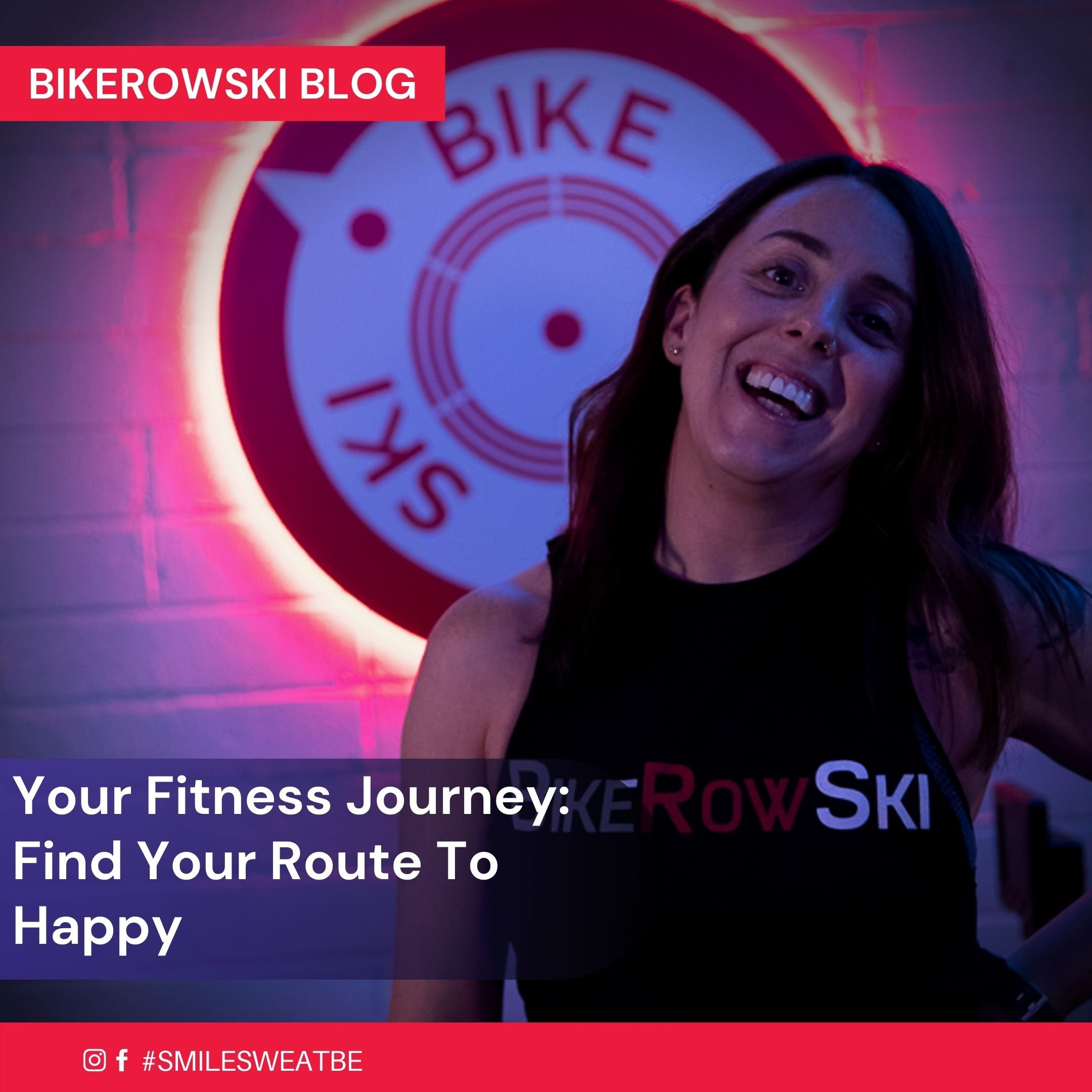 Your Fitness Journey: Your Route To Happiness
